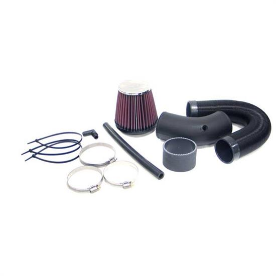 K&N 57-0489 57i Series Performance Intake Kit, Ford 1.3L-1.6L