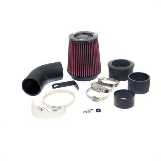 K&N 57-0492 57i Series Performance Intake Kit, Alfa Romeo 1.6L-2.0L