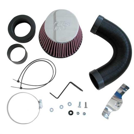 K&N 57-0497 57i Series Performance Intake Kit, Citroen 1.6L