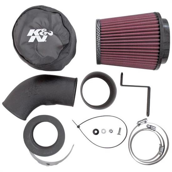 K&N 57-0498 57i Series Performance Intake Kit, Alfa Romeo 3.2L
