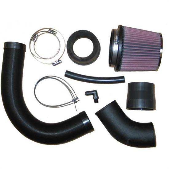 K&N 57-0508 57i Series Performance Intake Kit, Fiat 1.2L