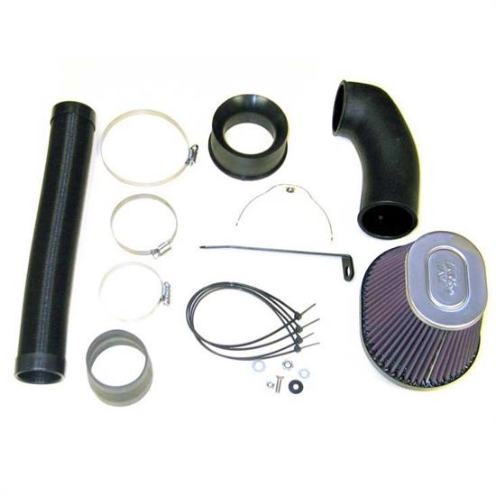 K&N 57-0517-1 57i Series Performance Intake Kit, Suzuki 1.5L