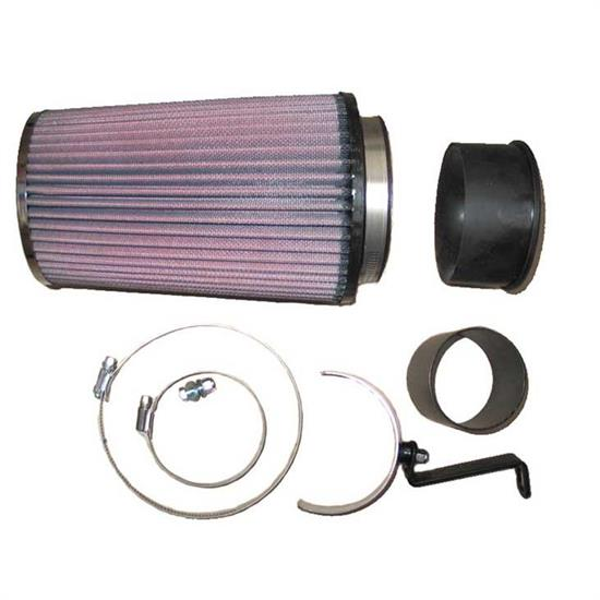 K&N 57-0519 57i Series Performance Intake Kit, Ford 1.8L-2.0L