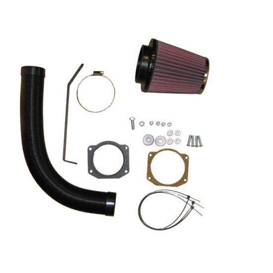K&N 57-0549 57i Series Performance Intake Kit, Seat 1.6L