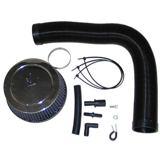 K&N 57-0554 57i Series Performance Intake Kit, VW 1.4L