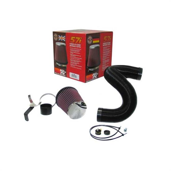 K&N 57-0562 57i Series Performance Intake Kit, Fiat 1.4L