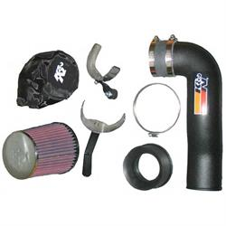 K&N 57-0567 57i Series Performance Intake Kit, Alfa Romeo 2.0L