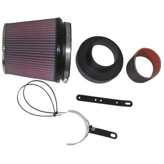 K&N 57-0574 57i Series Performance Intake Kit, Audi 2.7L