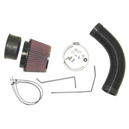 K&N 57-0580 57i Series Performance Intake Kit, Audi 1.9L