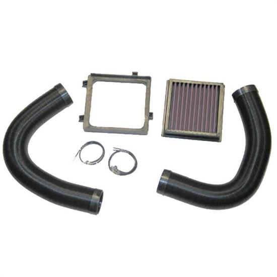 K&N 57-0591 57i Series Performance Intake Kit, Nissan 1.0L-1.4L