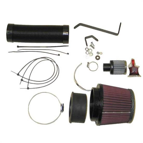 K&N 57-0593 57i Series Performance Intake Kit, Audi 1.8L