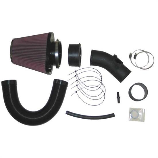 K&N 57-0615 57i Series Performance Intake Kit, Mazda 1.8L-2.5L
