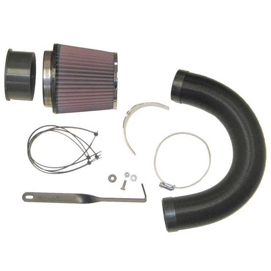K&N 57-0623 57i Series Performance Intake Kit, Volvo 2.4L
