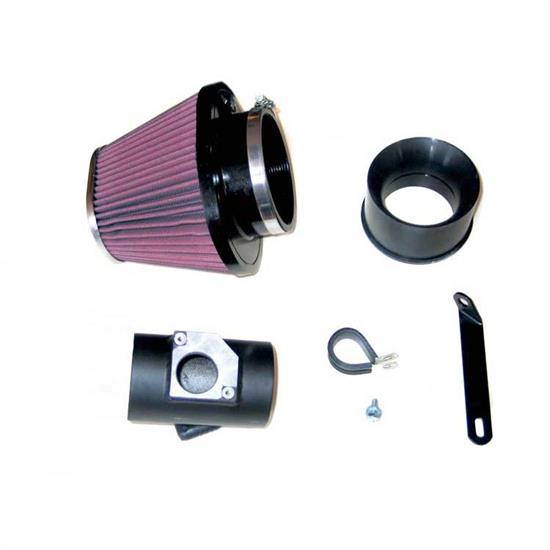 K&N 57-0626 57i Series Performance Intake Kit, Subaru 2.0L-2.5L