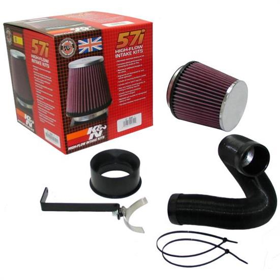 K&N 57-0648-1 57i Series Performance Intake Kit, BMW 2.0L