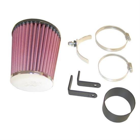 69-3303TS K/&N Engine Cold Air Intake Performance Kit Fiat 500