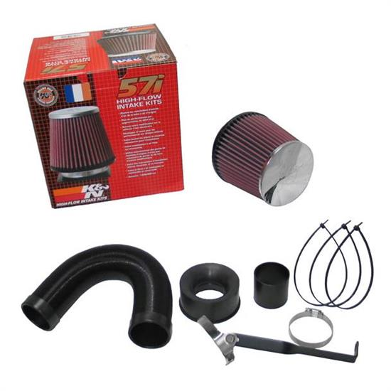 K&N 57-0663 57i Series Performance Intake Kit, Opel/Vauxhall 1.0L-1.4L