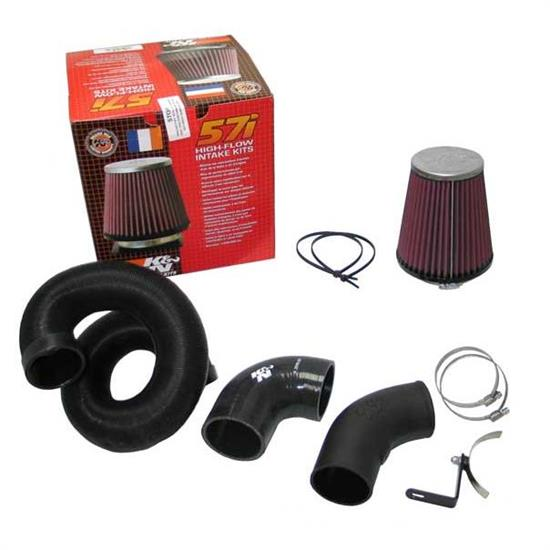 K&N 57-0665 57i Series  Intake Kit, Citroen 1.4L-1.6L, Mini 1.4L-1.6L