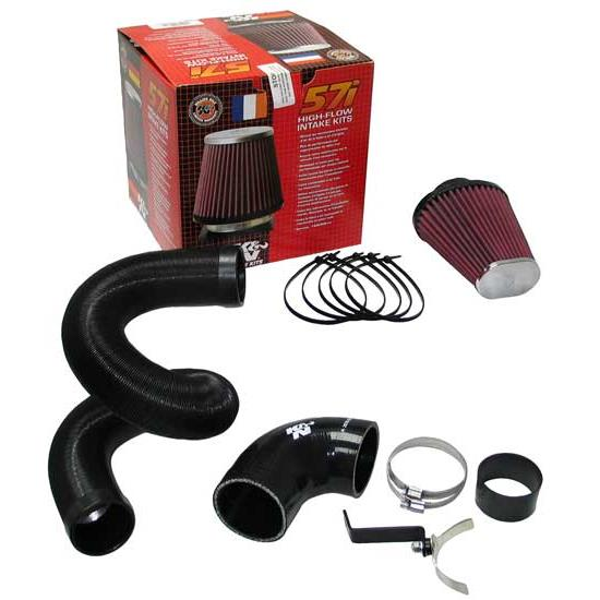 K&N 57-0677 57i Series Performance Intake Kit, Renault 1.2L