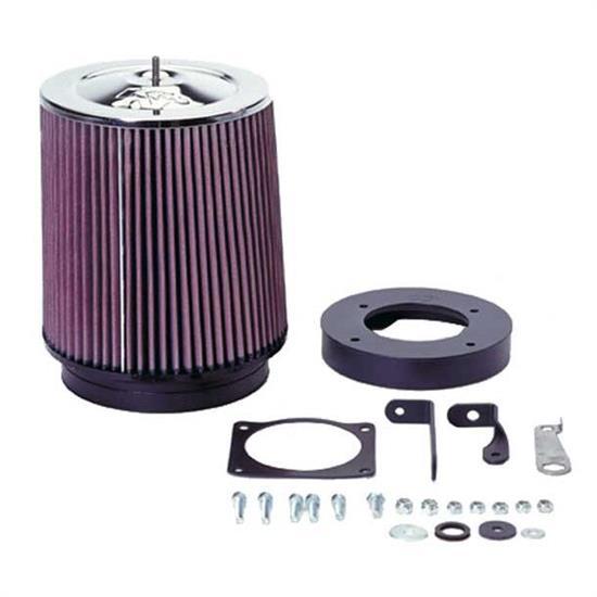 K/&N 57-2528 FIPK Performance Air Intake System