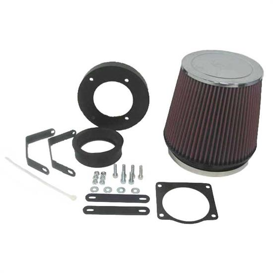 K&N 57-2513-1 57 Series FIPK Intake Kit, Ford/Mercury 4.0L-5.0L