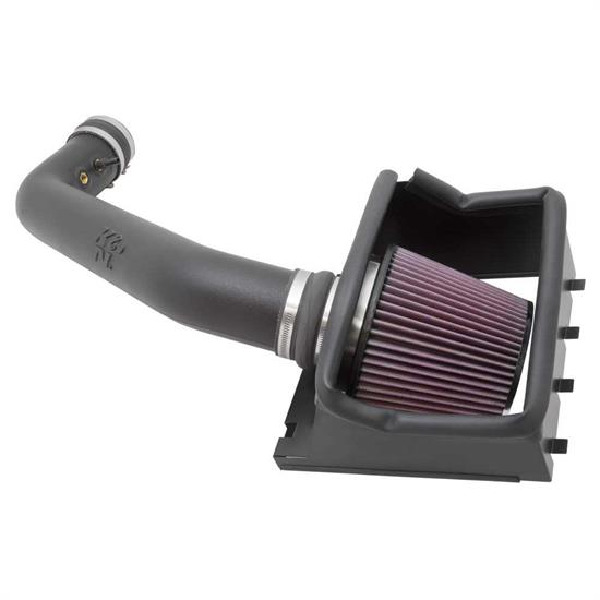 K&N 57-2584 57 Series FIPK Performance Intake Kit, Ford 6.2L