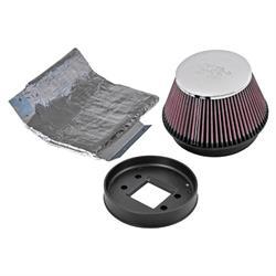 K&N 57-5001 57 Series FIPK Performance Intake Kit, Mazda 1.6L