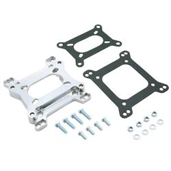 Spectre 5772 Carburetor Adapter, 4-Barrel to 2-Barrel Manifold, Each