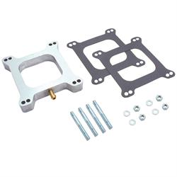 Spectre 5776 Carburetor Spacer, 1 Inch, Open 4-Barrel Square Bore,Each