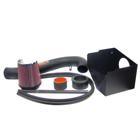 K&N 57I-4000 57i Series Performance Intake Kit, Subaru 2.0L