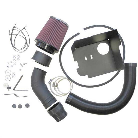 K&N 57I-6517 57i Series Performance Intake Kit, Peugeot 2.0L