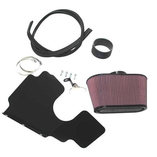 K&N 57I-7505 57i Series Performance Intake Kit, Land Rover 2.7L