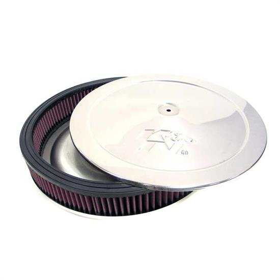 K&N 59-3214 Marine Flame Arrestor, Round, 3.875 in. Tall