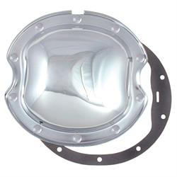 Spectre 6072 Differential Cover, Steel, Chrome, GM 8.2 Inch, Each
