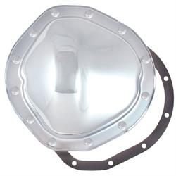 Spectre 6076 Differential Cover, Steel, Chrome, GM 12-Bolt Truck, Each