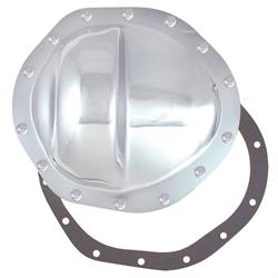 Spectre 6080 Differential Cover, Steel, Chrome, GM 9.5 Inch, Each