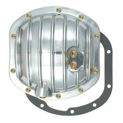 Spectre 60819 Differential Cover, Polished Aluminum, Dana 30, Each
