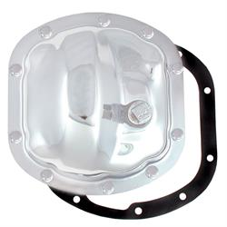 Spectre 6081 Differential Cover, Steel, Chrome, Dana 30, Each