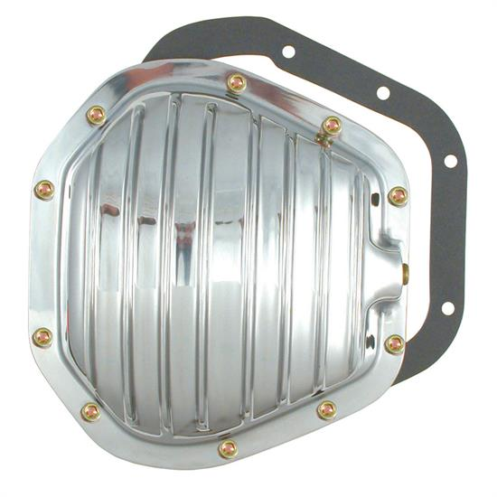 Spectre 60829 Differential Cover, Polished Aluminum, Dana 60, Each