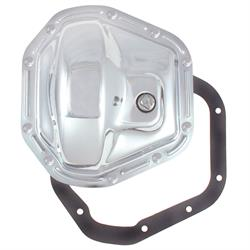 Spectre 6082 Differential Cover, Steel, Chrome, Dana 60, Each