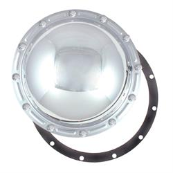 Spectre 6085 Differential Cover, Steel, Chrome, AMC Model 20, Each
