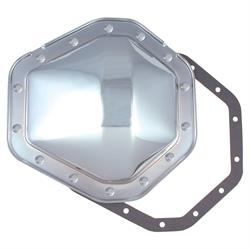 Spectre 6086 Differential Cover, Steel, Chrome, GM 10.5 Inch, Each
