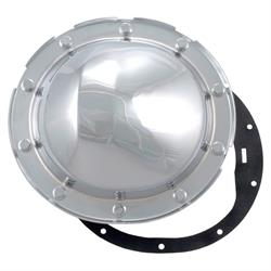 Spectre 6087 Differential Cover, Steel, Chrome, GM 8.5 Inch Truck, EA