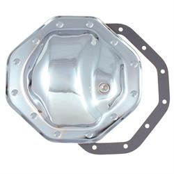 Spectre 6089 Differential Cover, Steel, Chrysler 9.25 Inch, Each