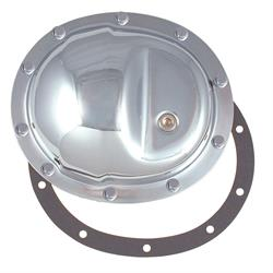 Spectre 6090 Differential Cover, Steel, Chrome, Dana 35, Each