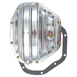 Spectre 60919 Differential Cover, Polished Aluminum, Dana 80, Each