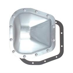 Spectre 6092 Differential Cover, Steel, Chrome, Ford 9.75 Inch, Each