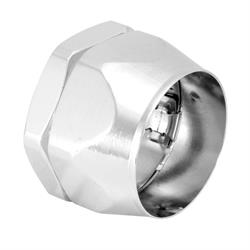 Spectre 6168 Magna Clamp Hose Clamps, Chrome, 2.25 ID