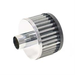 K&N 62-1080 Crankcase Vent Air Filter, 2 in. Tall, 3 in. OD