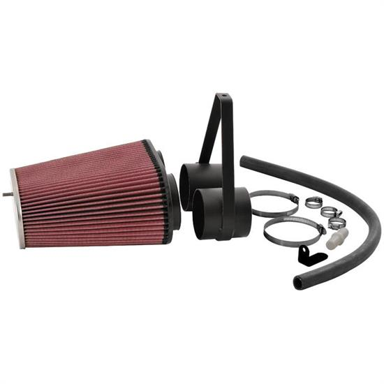 K&N 63-1014 63 Series Aircharger Performance Intake, Ford 4.9L-7.5L